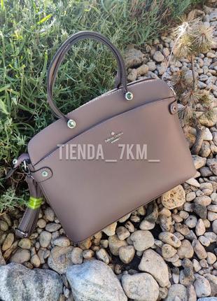 Офисная сумка  baliviya 19664 хаки с перегородкой