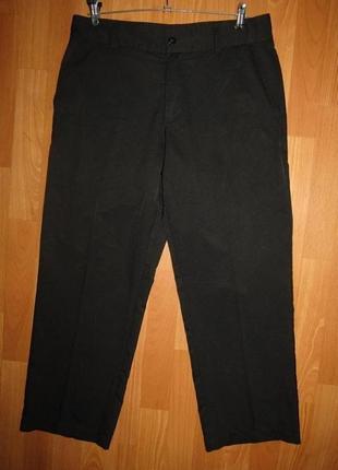 Мужские брюки капри р-р 32-л сост новых от adidas