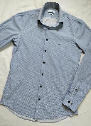 Стильная рубашка от calvin klein