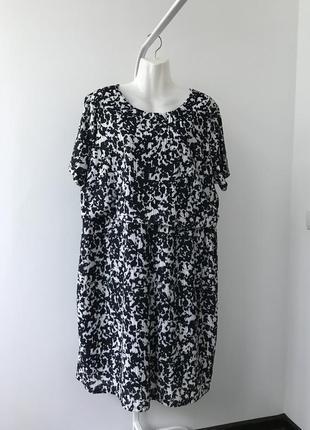 Платье 52 р. стрейч canda c&a