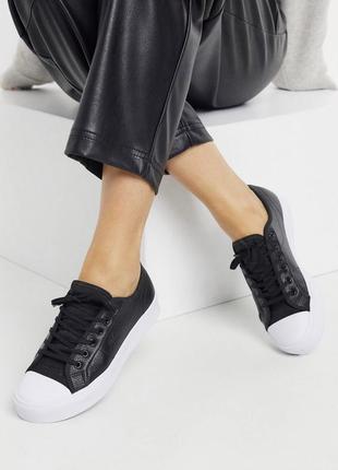 Кроссовки кеды кожаные новые lacoste