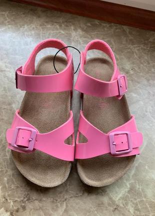 Босоножки босініжки сандали сандалі