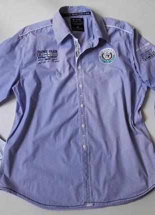 Итальянская рубашка касуал