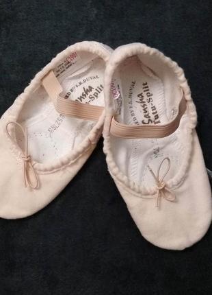 Дитячі балетки sansha