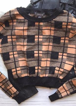 Стильный топ - свитер