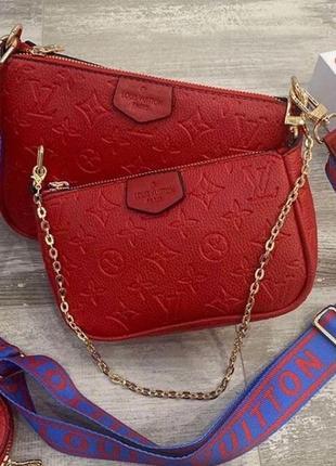 Новая сумка в стиле lv