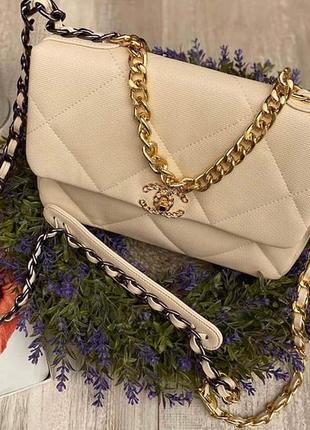 Новая сумочка в стиле chanel