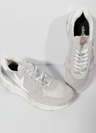 Итальянские кроссовки nila&nila