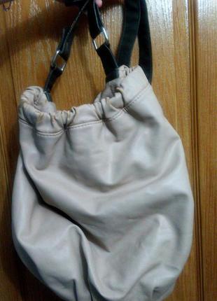 Сумка - мешок  zara