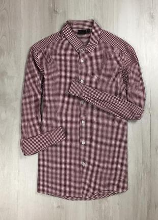 Приталенная рубашка asos