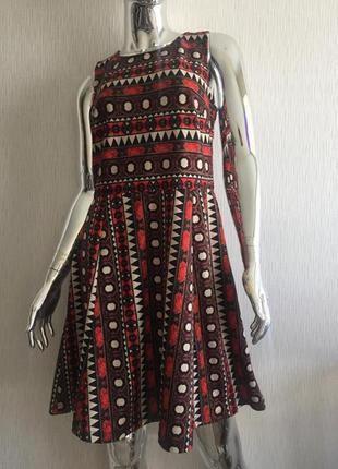 Платье сарафан с открытой спинкой h&m