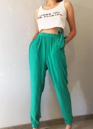 Удобные повседневные брюки