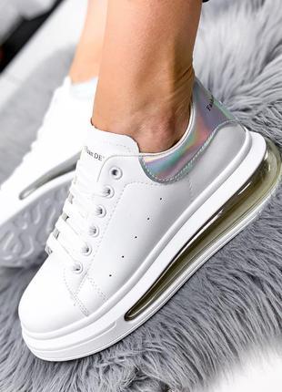 Кроссовки женские felicie белые