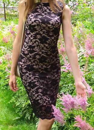 Ажурне плаття міді