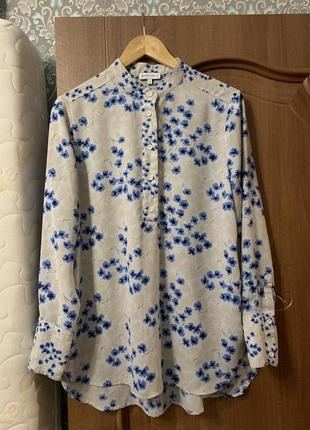 Длинная блуза