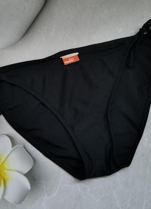 Чёрные плавки размер м-л puma оригинал