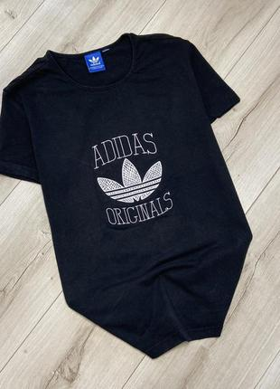 Футболка adidas оригинал 100% котон