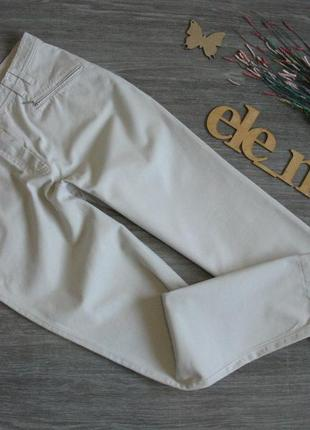 Лёгкие светлые джинсы sixth sense eur 40
