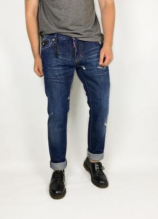 Dsquared2 джинсы зауженные оригинал
