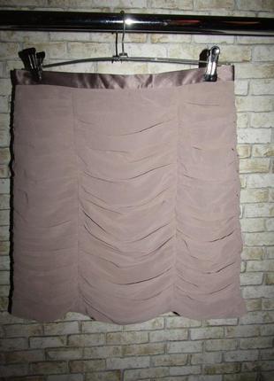 Красивая юбка р-р s-m сост новой от h&m
