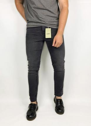 New look skinny зауженные джинсы