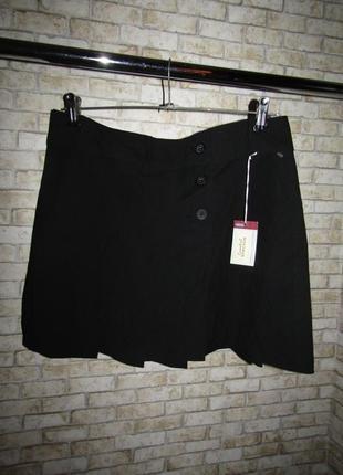 Новая черная юбка р-р 38-12 от old navy