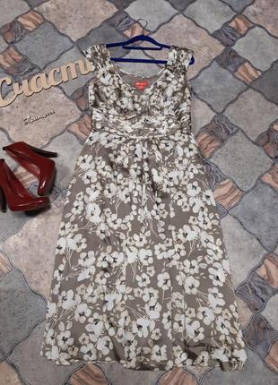 Нежное платье, размер l
