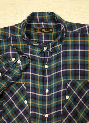 Рубашка barbour m/l