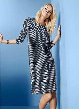 Соблазнительное принтованное платье от tchibo станет самой любимой вещью в вашем гардеробе