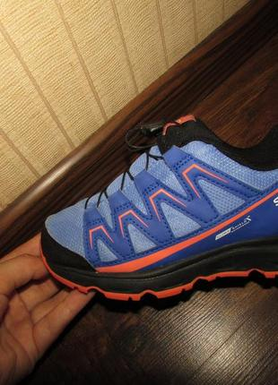 Salomon кросівки 19.5 см устілка gore tex