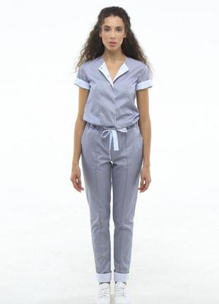 Медицинский костюм (комбинезон) inwhite