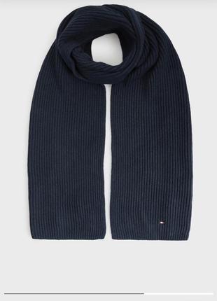 Большой шарф/ тёплый вязаный шарф 🧣