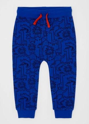 Красивые штанишки для мальчиков от dunnes stores на 1,5-2 годика из англии