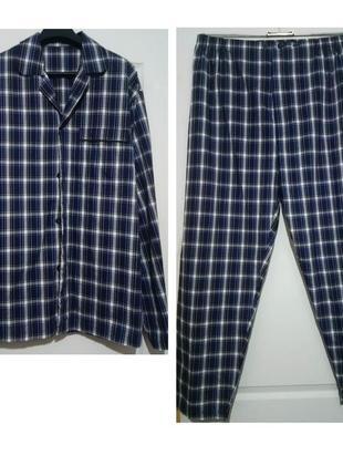 Пижама двойка на видного мужчину. состояние идеальное .