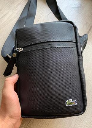 Мужская сумка lacoste наложенный платёж купить