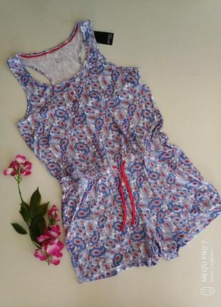Классный летний  ромпер пижама от немецкого бренда esmara, s