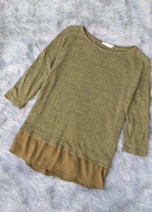 Кофточка блуза stradivarius