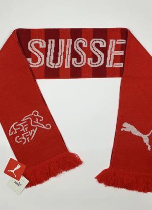 Шарф puma suisse