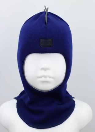 Зимняя шапка шлем ruddy by beezy ( dino) светоотражатель