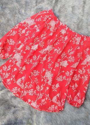 Блуза кофточка на плечи pep & co