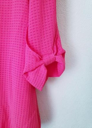 Новая текстурированная блуза f&f