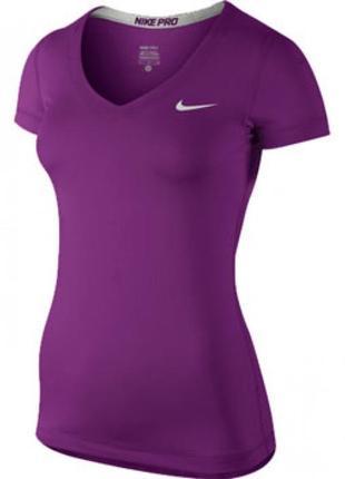 Спортивная футболка nike pro размер м