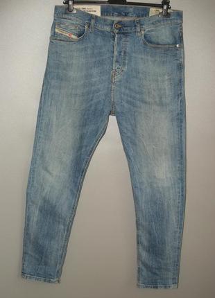 Diesel джинсы светло синие