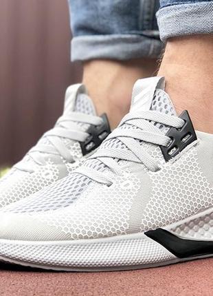 Кроссовки adidas ultra bounce стрейч сетка текстиль беговые