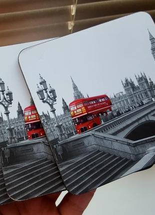 Подставки под горячее лондон