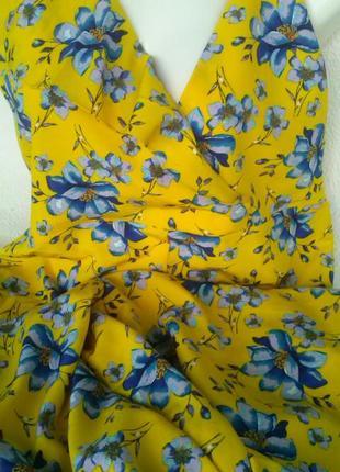 Комбинезон  платье 48 размер новое