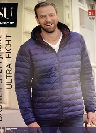 Легкий и ультратонкий пуховик, куртка straight up германия