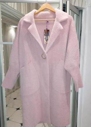 Пальто з лами, l-xl