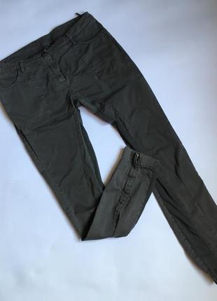 Дизайнерские брюки штаны ilaria nistri gortz rundholz style