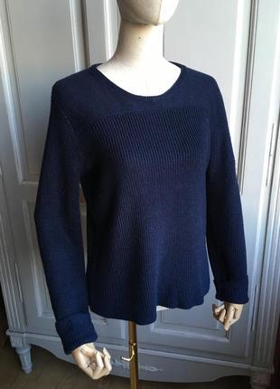 Шелковый свитер polo ralph lauren purple label